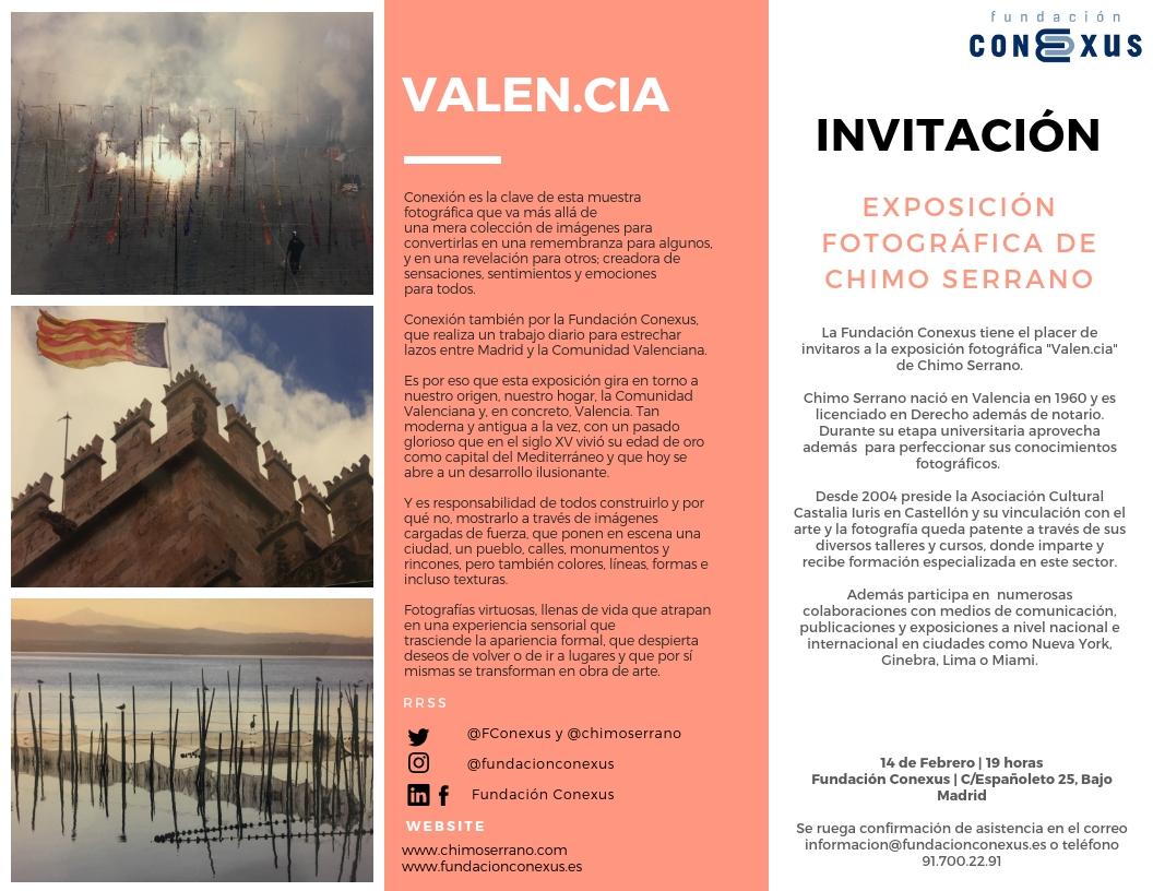 exposición-fotografica-chimo-serrano-valen.cia-valencia-comunidad-valenciana-fundacion-conexus-madrid