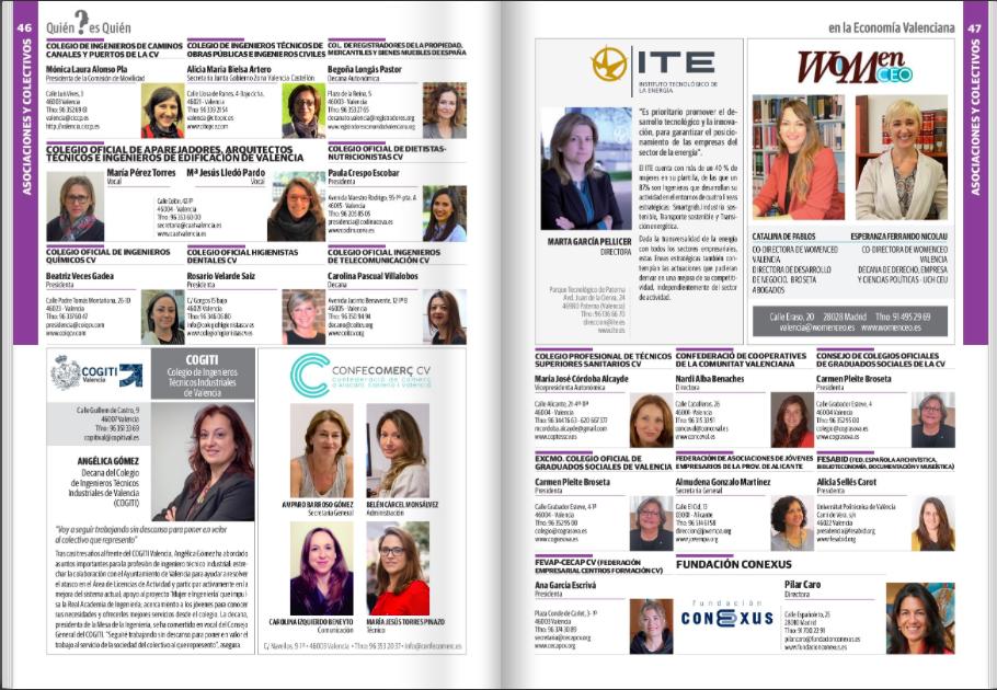 quien-es-quien-comunidad-valenciana-pilar-caro-directora-fundacion-conexus-las-provincias-especial-mujer