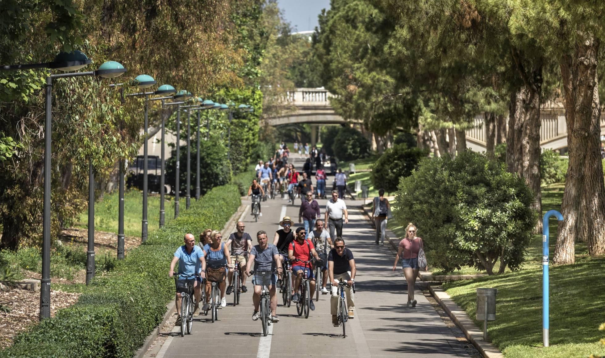 valencia-es-la-segunda-ciudad-de-españa-mejor-valorada-en-movilidad-sostenible-segun-greenpeace