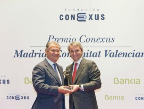 conexus-concede-a-ford-españa-el-premio-conexus