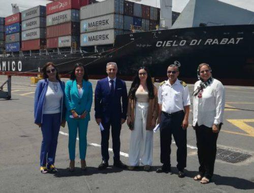 el-puerto-de-castellon-y-el-de-casablanca-inician-un-acuerdo-de-cooperacion
