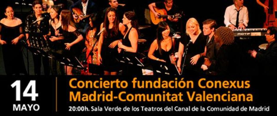 Concierto Fundación Conexus