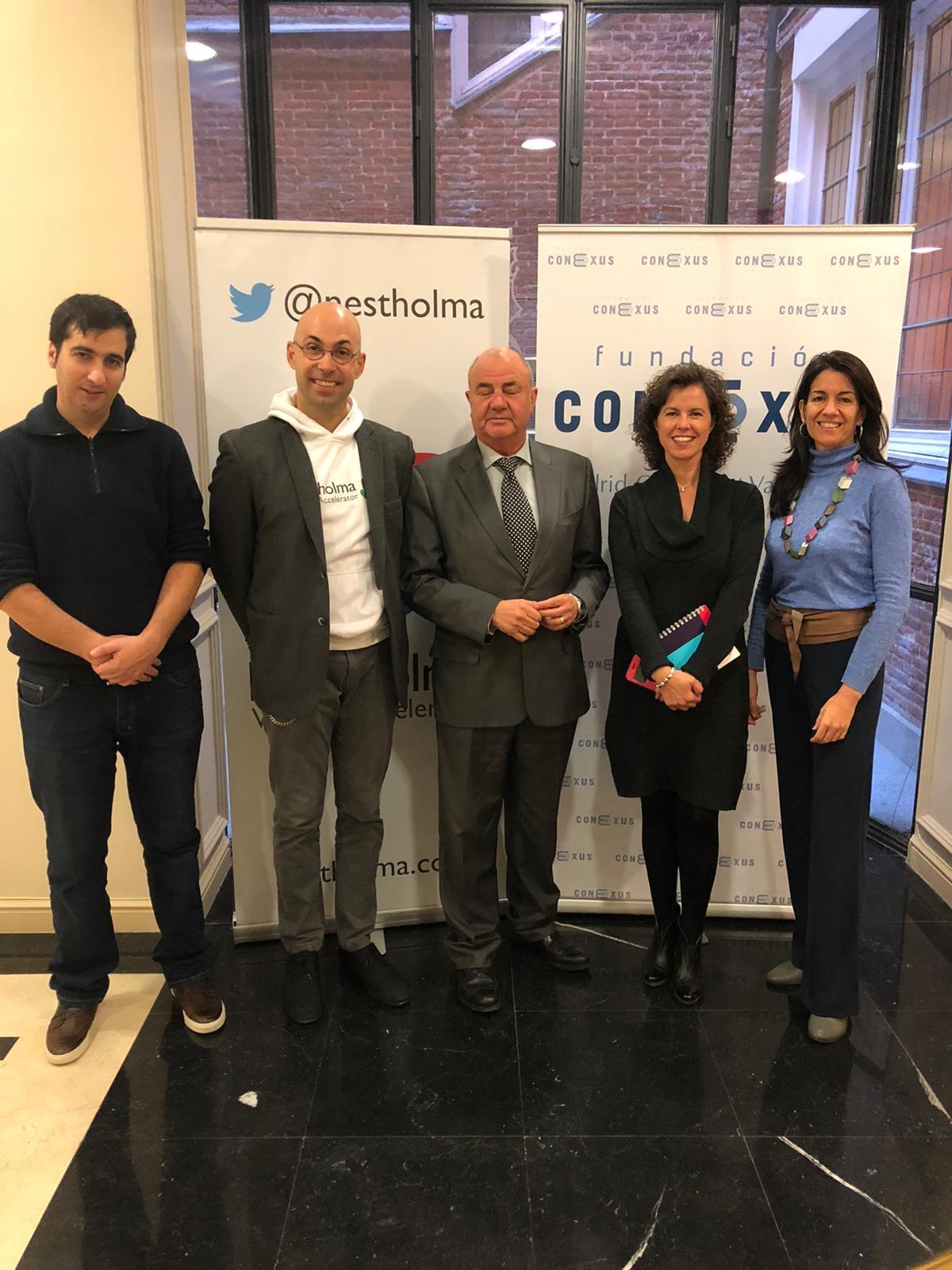 distrito-digital-comunidad-valenciana-blockchain-y-fintech-desayuno-informativo-fundacion-conexus-madrid
