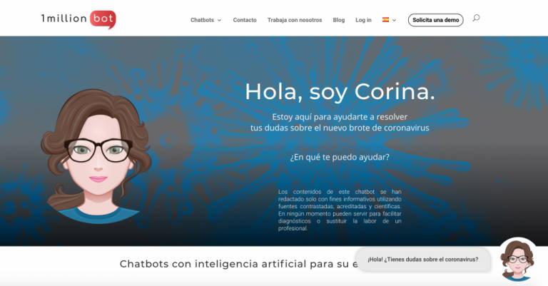 chatbot-alicantec-1-million-bot-responde-dudas-sobre-coronavirus-y-se-llama-corina