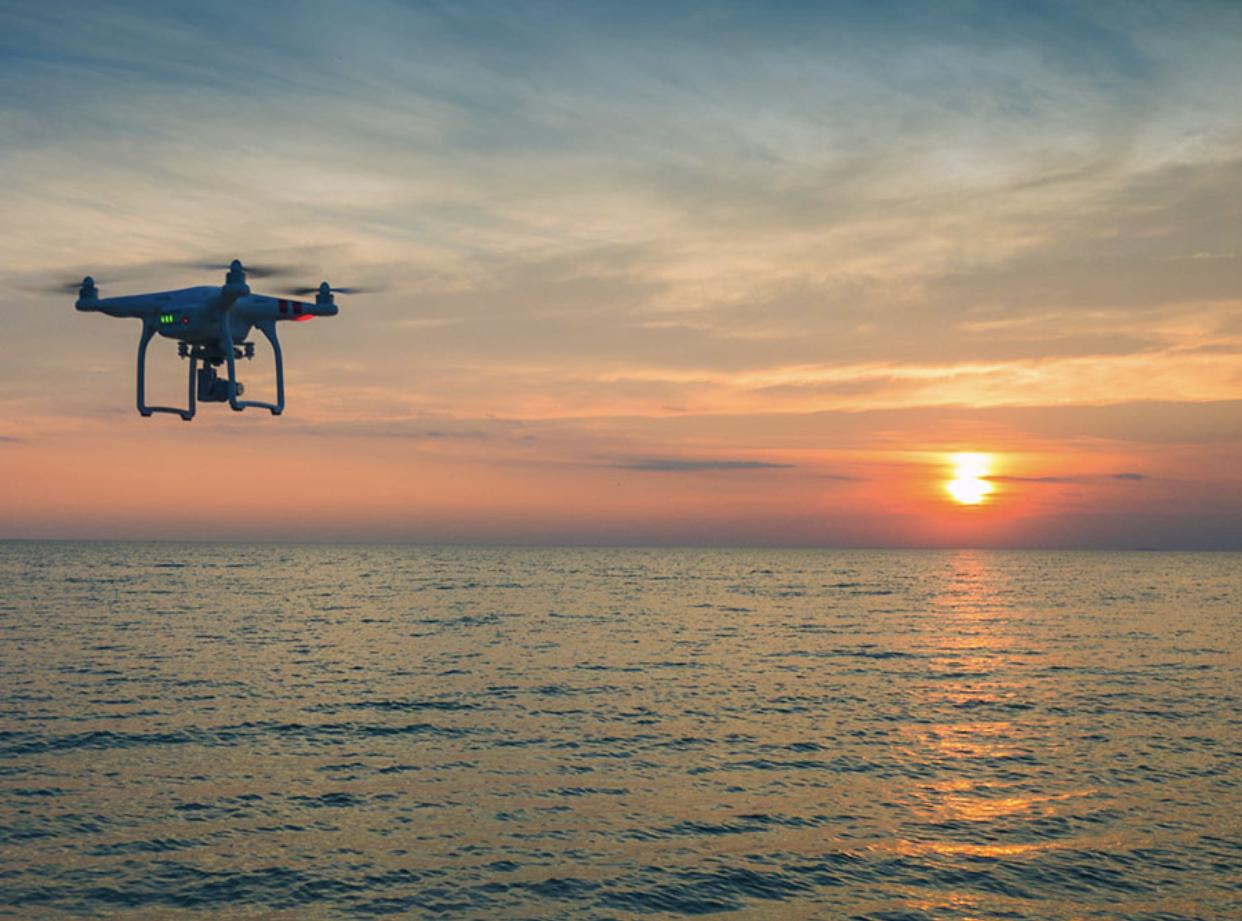Proyecto con drones